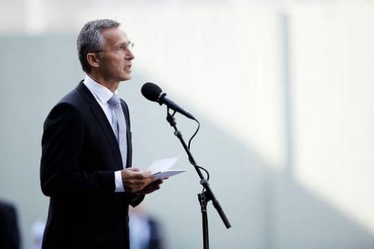 Генсек НАТО отказался принимать участие в конференции по безопасности в Москве