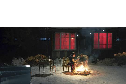 Премьера фильма «Про снежинки» состоялась онлайн