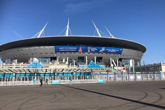 Раскрыта зрительская квота на матчах Евро-2020 в Санкт-Петербурге