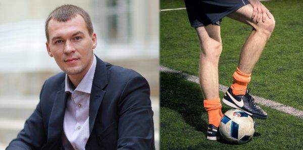 Дегтярёв ведёт Россию к выходу из профессионального спорта