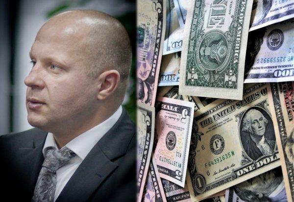 Менеджер Емельяненко обвинил Финкельштейна в краже денег спортсмена