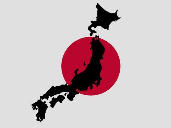 В небе над Японией замечен таинственный белый шар с крестом