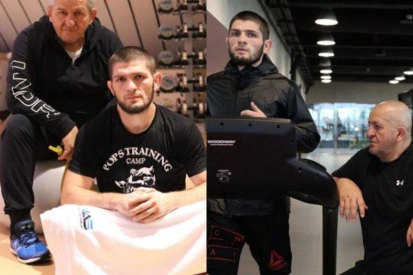 Слухи об уходе Хабиба Нурмагомедова из UFC после смерти отца - пустышки