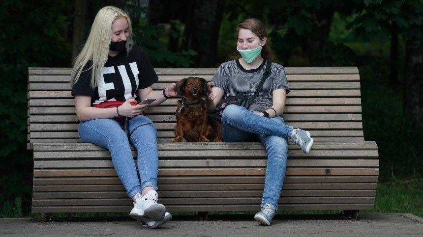Число выявленных случаев COVID-19 за месяц в Москве сократилось в три раза