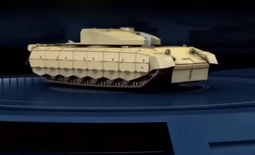 Украина отказалась создавать превосходящий «Армату» танк