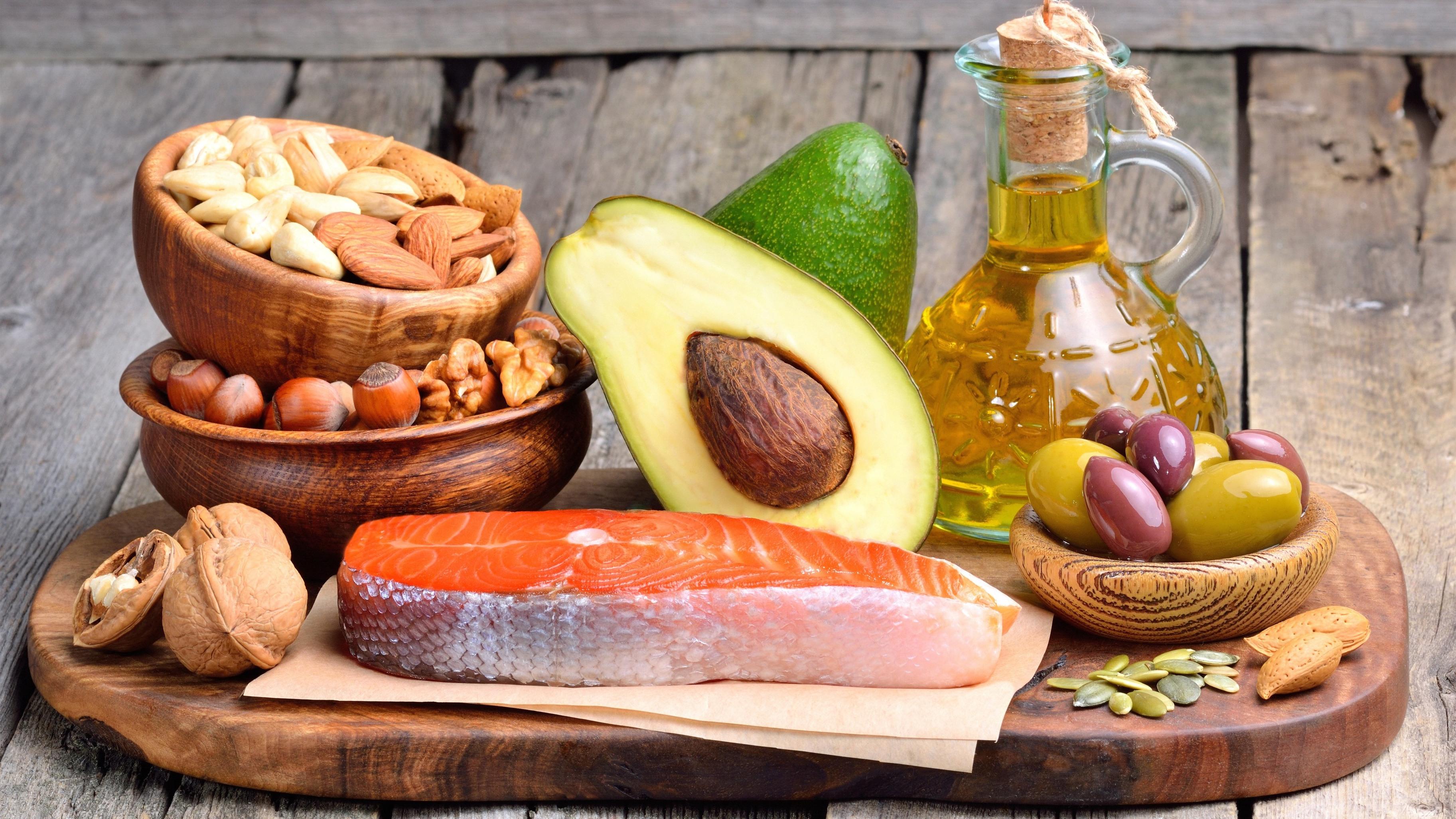 Оливки и рыбу признали полезными для профилактики болезней сердца