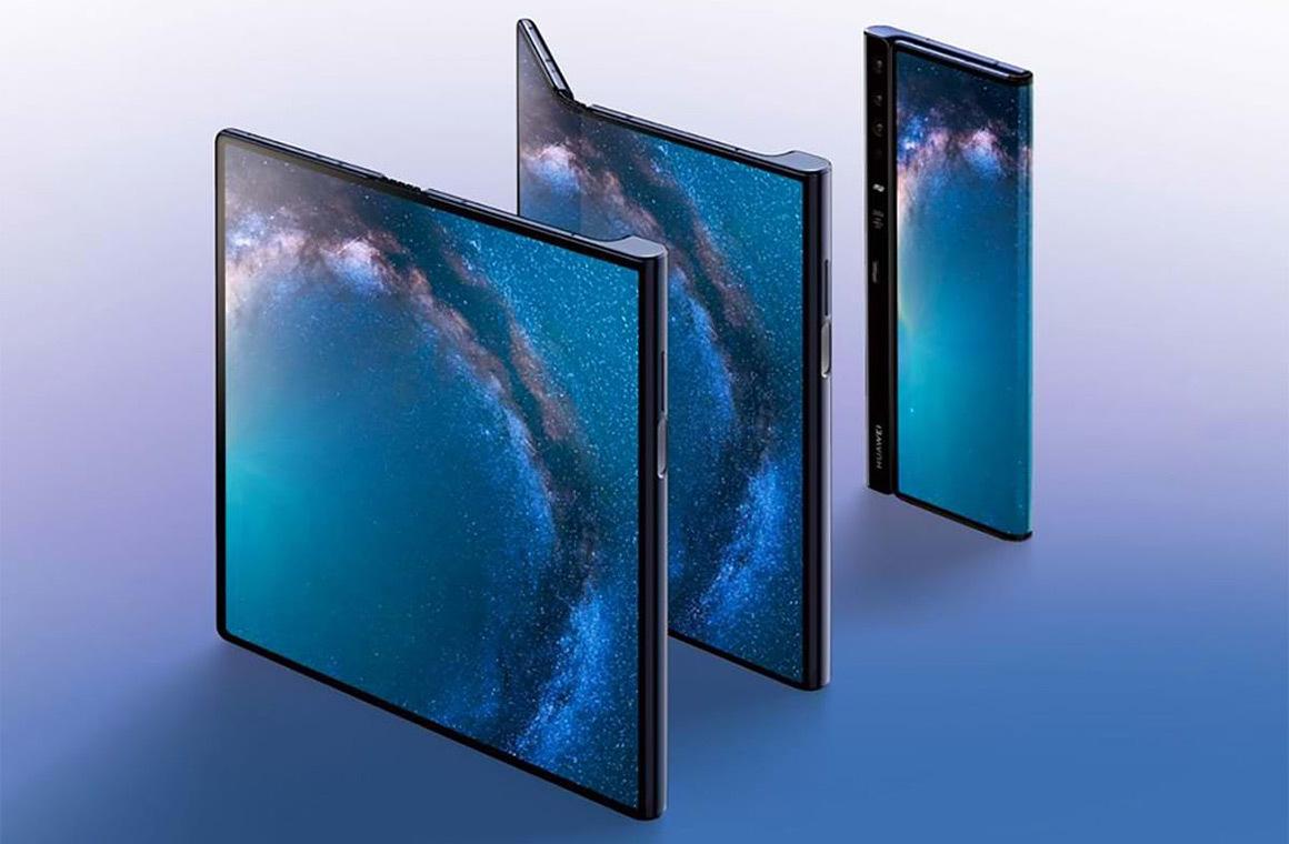 Выход нового складного смартфона Huawei Mate X2 с измененным дизайном могут перенести