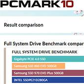 PCMark 10 Storage Full System Drive Test: новая утилита тестирования производительности накопителей в приближенных к реальности условиях