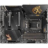 Материнская плата MSI MEG Z590 Ace на чипсете Intel Z590: Thunderbolt 4, скоростные USB-порты, 2,5-гигабитная проводная сеть, 4 слота M.2, хорошие возможности для разгона