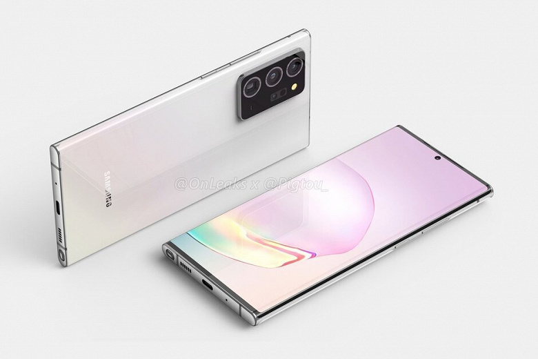 Названа возможная дата анонса Samsung Galaxy Note20. Одновременно Samsung представит новые складные смартфоны и умные часы
