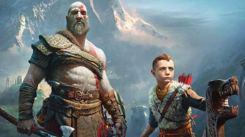 Представлен новый God of War для PlayStation 5