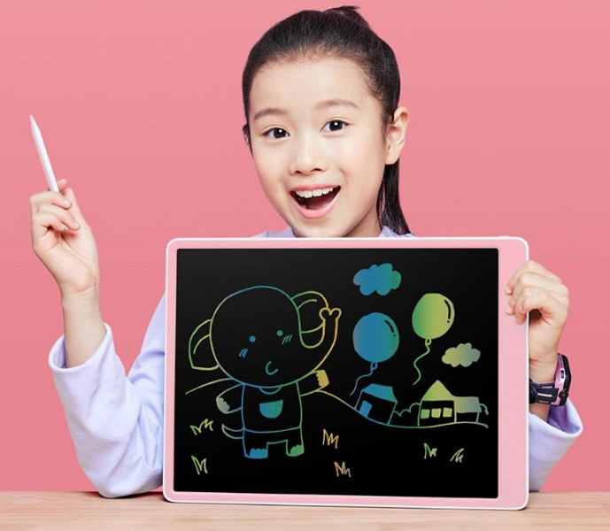 Xiaomi представила 16-дюймовый планшет со стилусом за 28 долларов