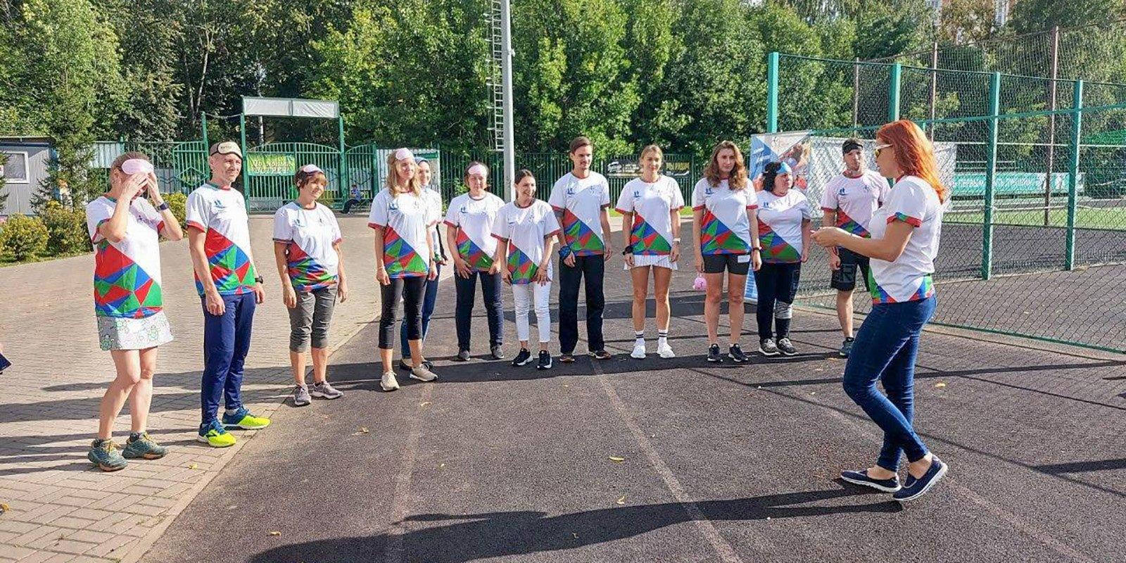 Как волонтеры помогают людям с ограниченными возможностями здоровья