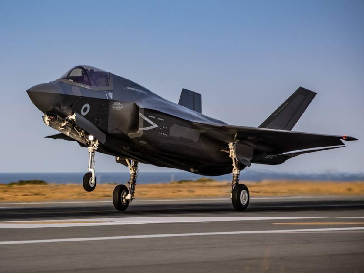 СМИ: комплексы РЭБ РФ оглушили истребители F-35