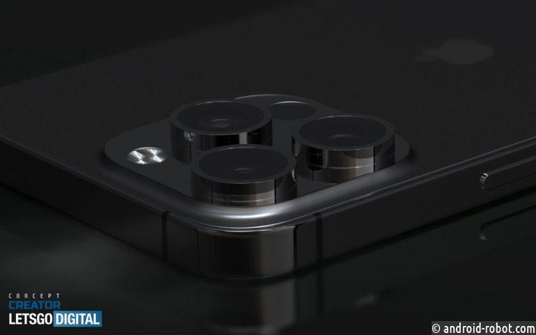 iPhone 13 Pro будет с улучшенным экраном и новой камерой