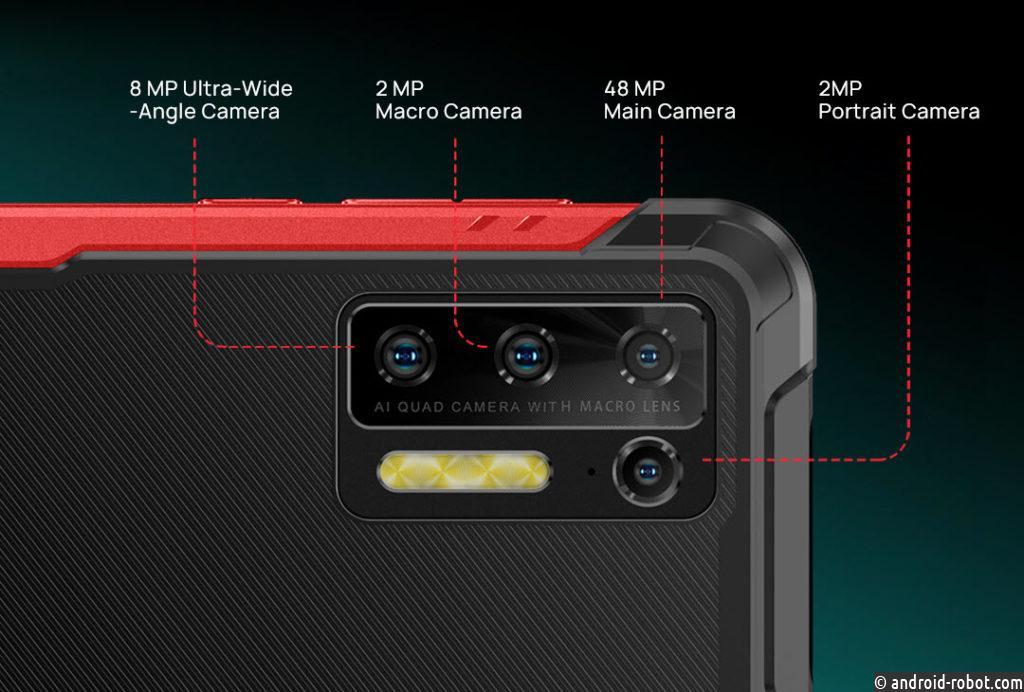 Представлен смартфон Doogee S97 Pro