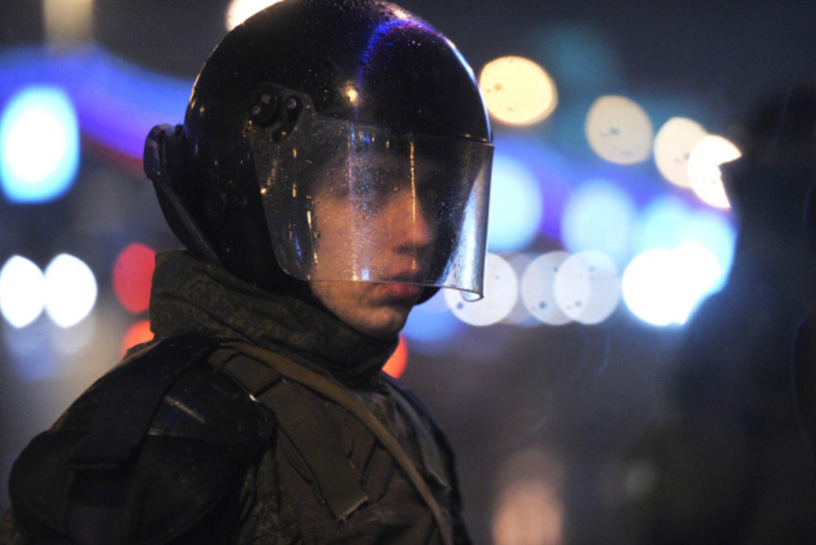 СМИ сообщили о задержаниях в Москве сторонников Фургала на несанкционированной акции