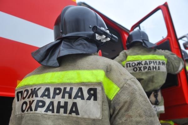 При пожаре в больнице Зеленодольска погибли два человека
