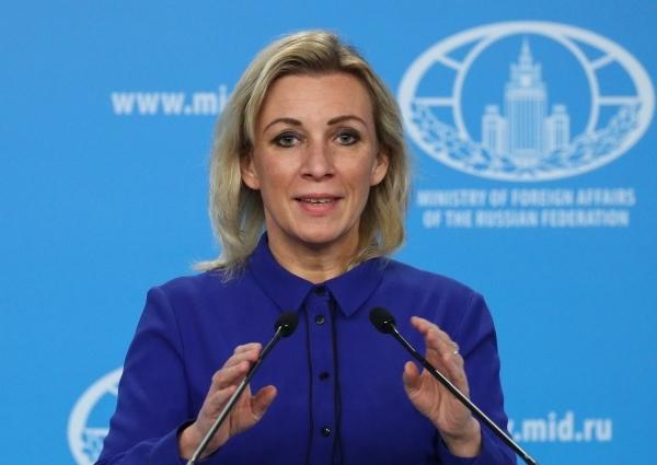 Захарова дала рекомендации Кравчуку по Минским соглашениям