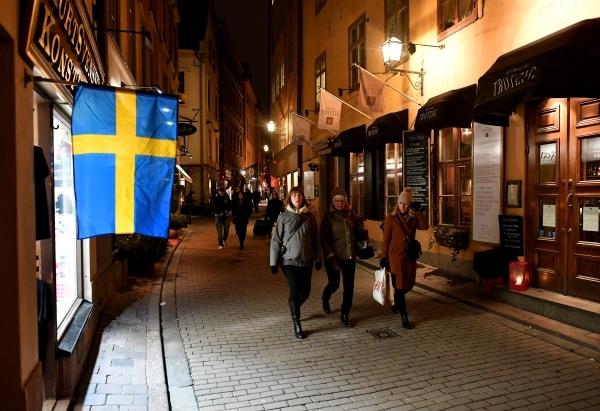 Швеция изменила отношение к ограничениям из-за коронавируса