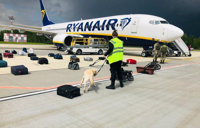 СМИ: Лондон не нашёл доказательств причастности РФ к инциденту с самолётом Ryanаir