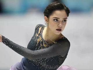 Евгения Медведева отказалась от участия в первом этапе Кубка России по фигурному катанию