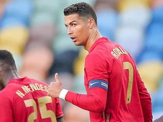 Криштиану Роналду в пяти голах от мирового рекорда