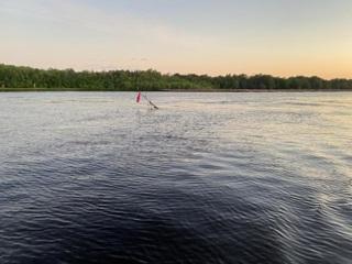 В Архангельской области затонул буксир