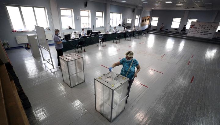 ЦИК опубликовал первые результаты голосования по поправкам в Конституцию