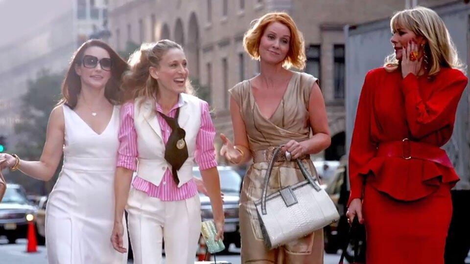 Звезды 'Секса в большом городе' получат по $1 млн за каждый эпизод