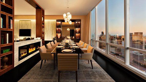 Топ-3 самых дорогих номеров люкс Нью-Йорка