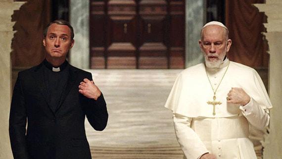 Чего ждать от сериала «Новый папа»