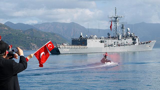 dikGAZETE (Турция): «военное сотрудничество Турции и Украины может ослабить позиции Турции в Восточном Средиземноморье!»