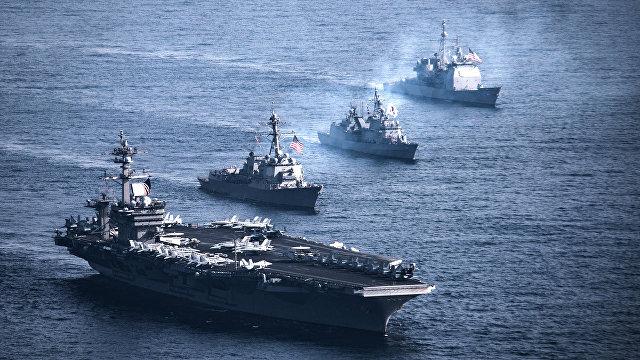 The Economist (Великобритания): военно-морские учения в Индийском океане свидетельствуют об укреплении 'антикитайской четверки'