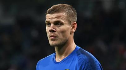 Геркус заявил, что Кокорин перешёл в «Спартак»