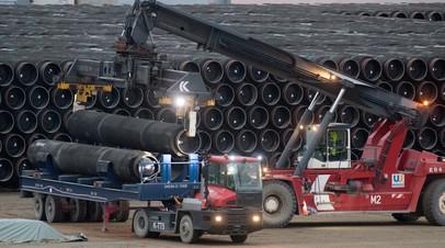«Давно предупреждали»: почему Украина и Польша призвали Байдена остановить «Северный поток — 2»