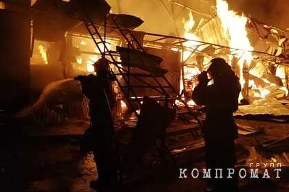 Жертвами пожара в российской наркологической клинике стали четыре человека