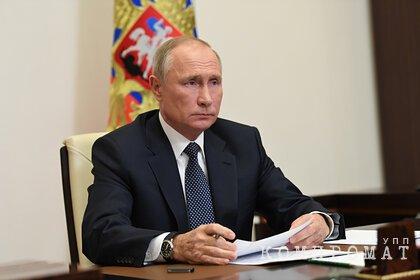 Путин назвал главный риск для мира