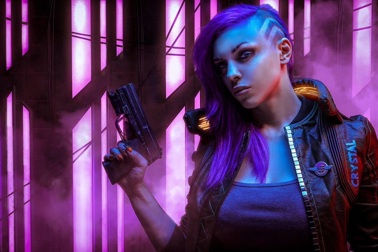 Вышел трейлер Cyberpunk 2077 посвященный оружию в игре
