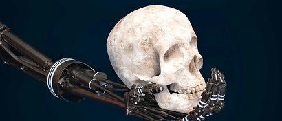 К 2025 г. появятся полноценные кибертехнологии для убийства людей