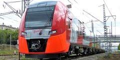 Открывается движение 'Ласточек' между Москвой и Минском