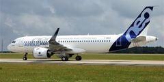 'Аэрофлот' определил первые маршруты нового Airbus A320 neo