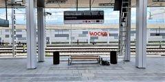 Новый вокзал Москвы принес массу проблем пассажирам РЖД