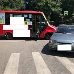 Авария с автобусом произошла в Кисловодске