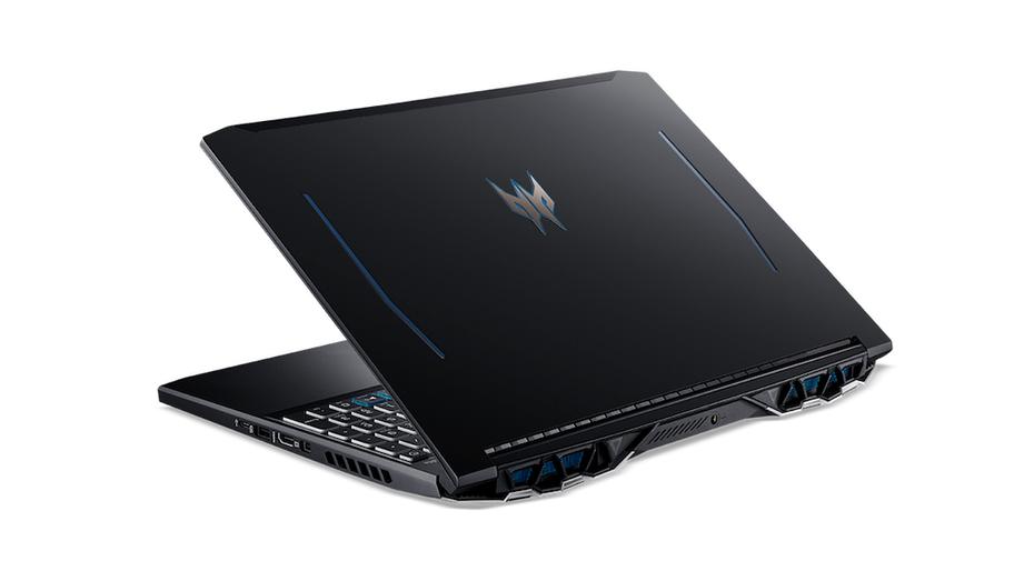 Acer привезла в Россию мощный игровой ноутбук Helios 300