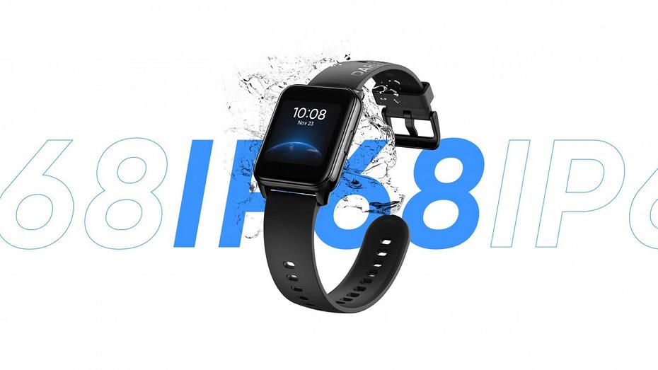 Доступные смарт-часы Realme Watch 2 получили защиту IP68