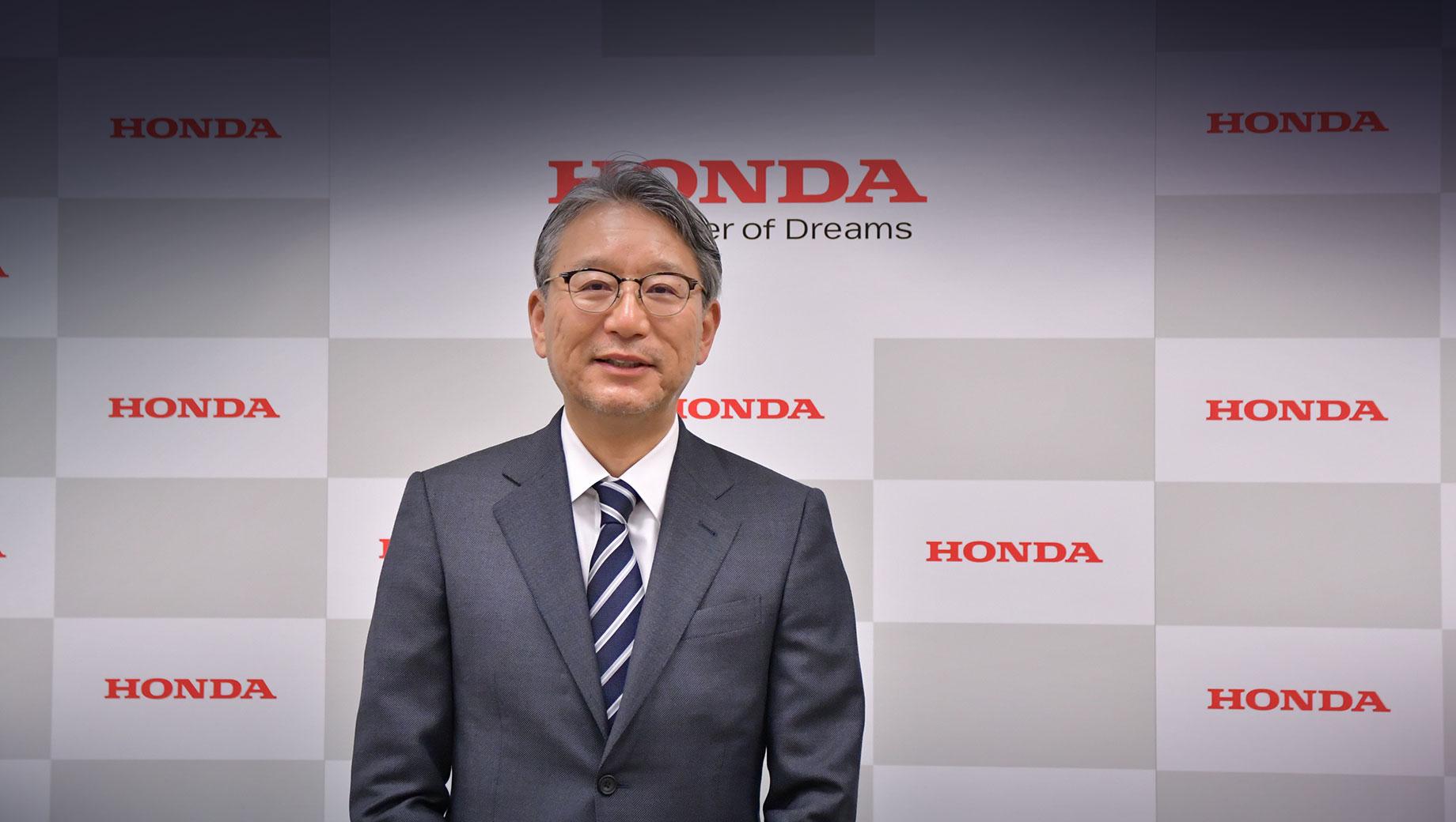 Президентом компании Honda Motor назначен инженер Тошихиро Мибе