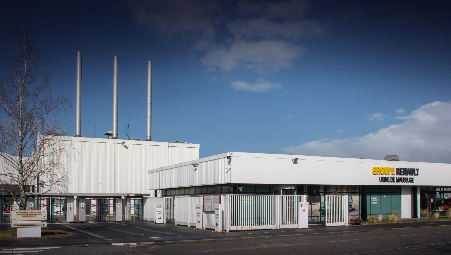 Три завода Renault во Франции объединятся в кластер ElectriCity