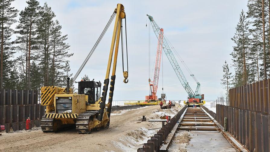 СМИ сообщили о выходе датской компании из проекта 'Северный поток - 2'