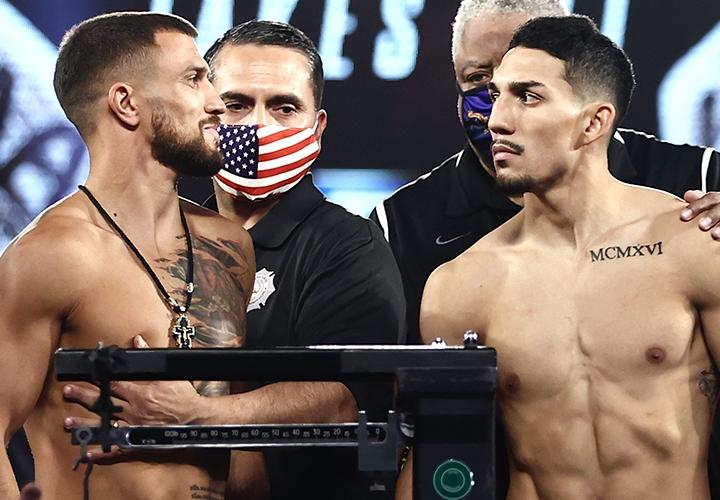 Лопес установил два исторических достижения в боксе